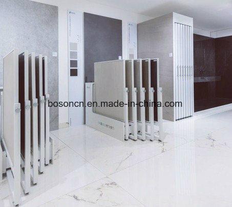 China Floor Stone Tiles Retail Store Freestanding Promotional Metal - Floor tile retail stores