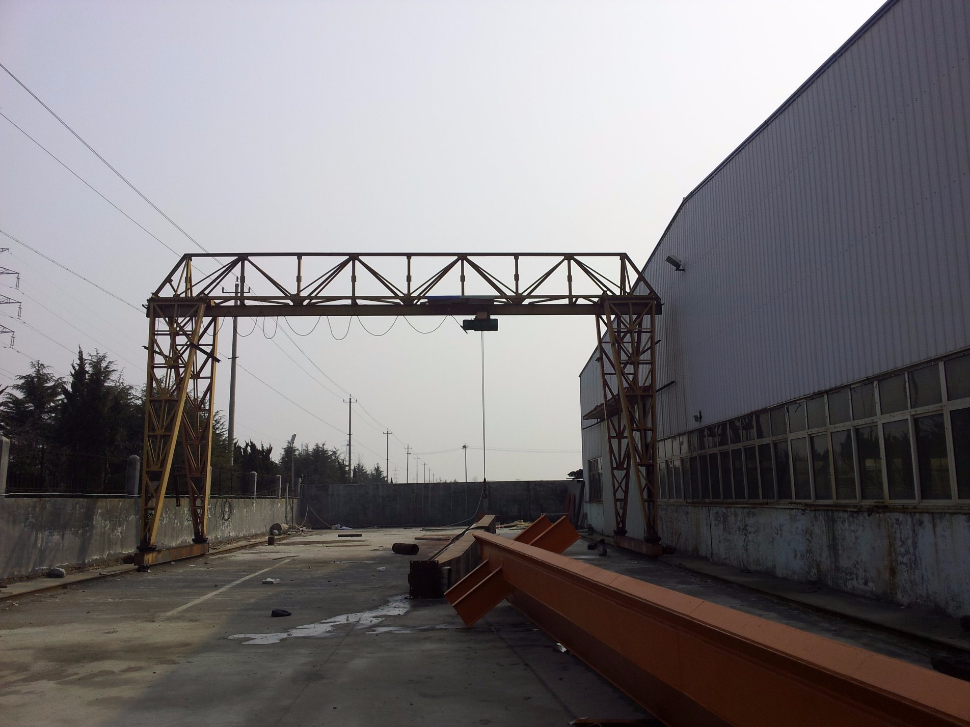 Industrial Steel Structure Warehouse for Sales pictures & photos