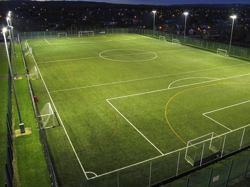 China Synthetic Grass for Indoor Soccer