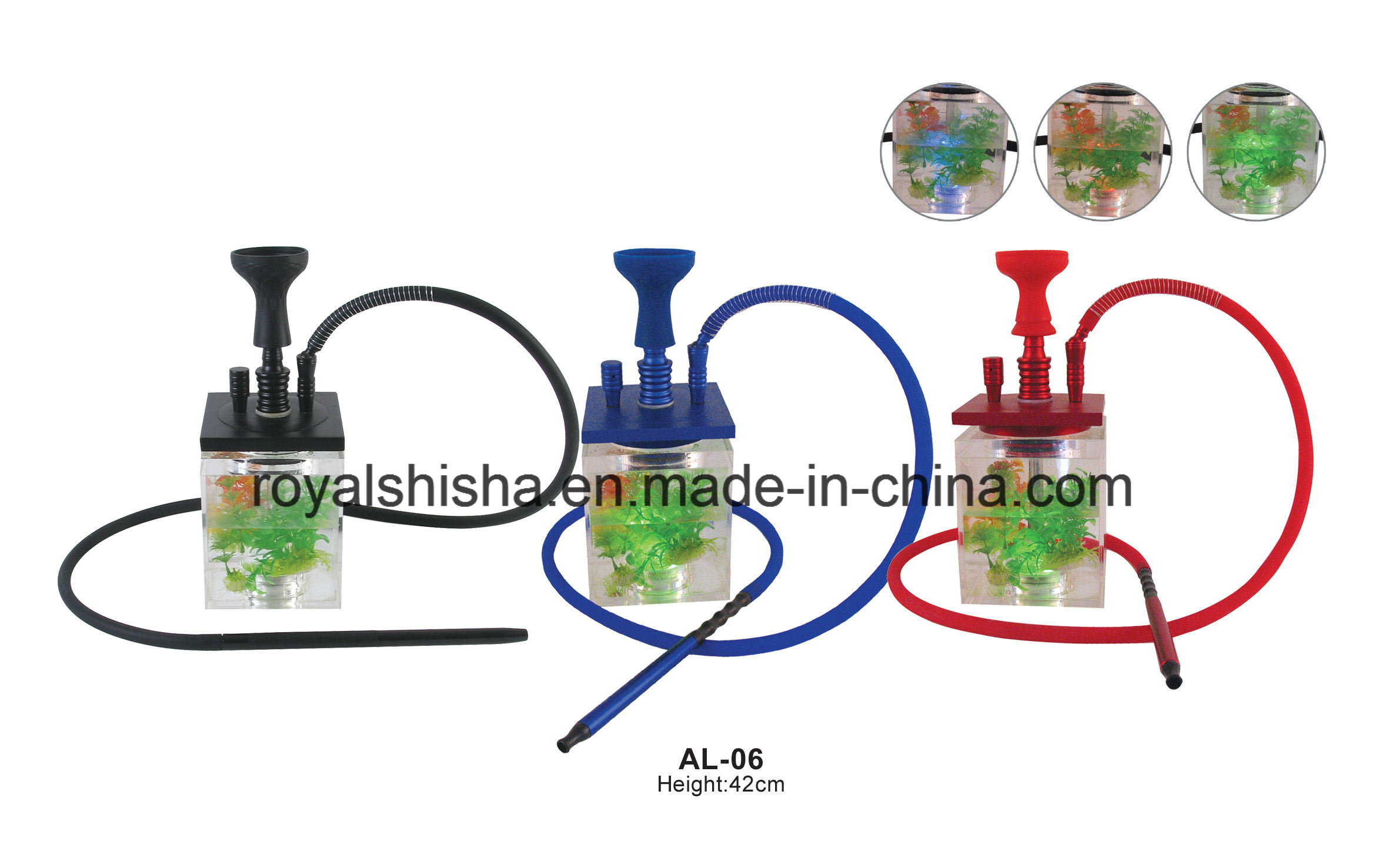 High Quality New Smoking Aluminum Starbuzz Hookah