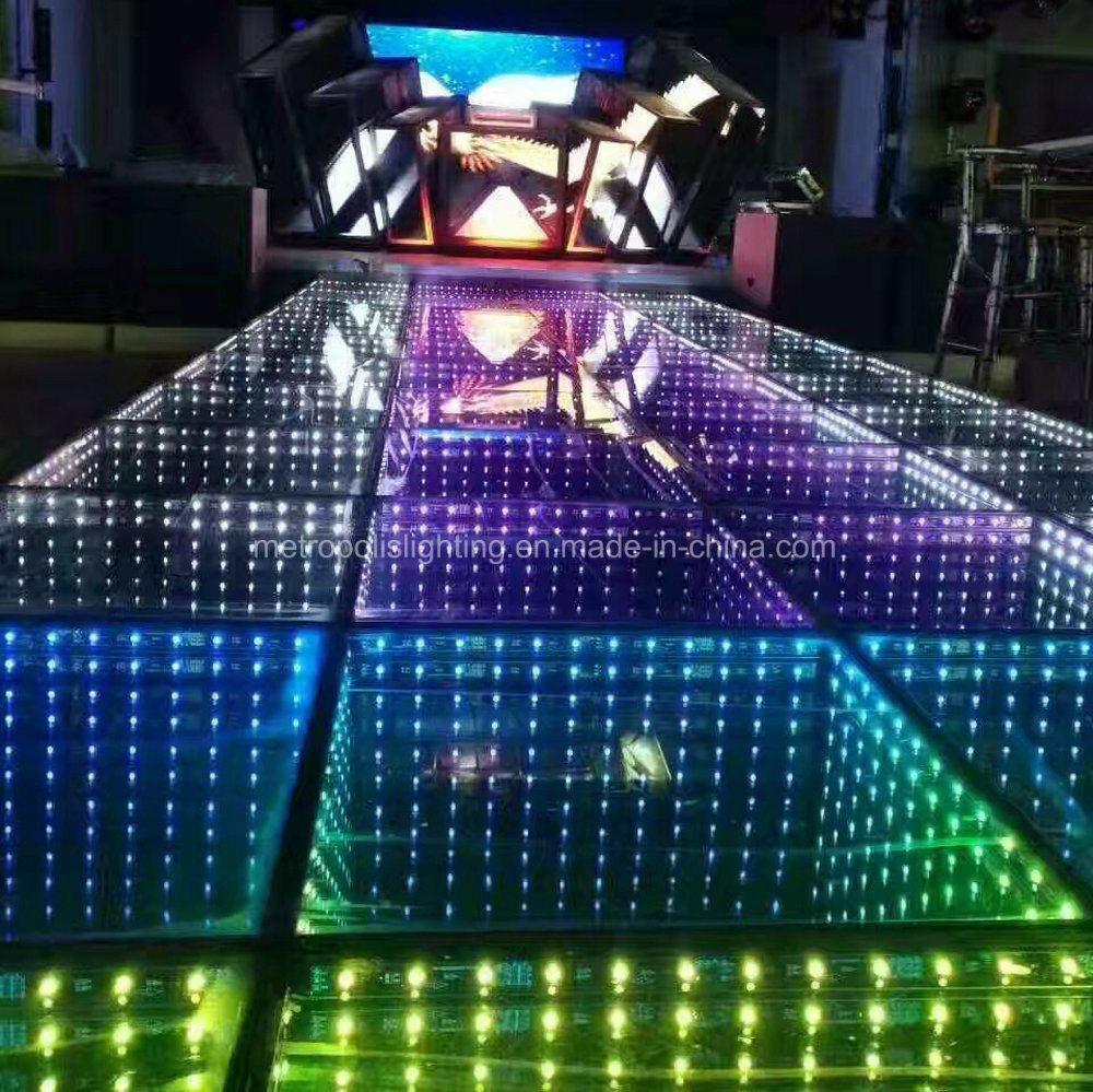 China Dj And Disco Lighting Led Dance Floor Tile For Entertainment