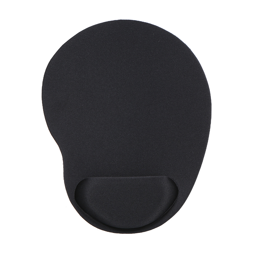 Bulk Buys GM122 Mouse Pad with Cushion Wrist Support Case of 144