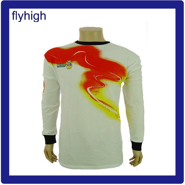 Factory Made Fashion Long Sleeve T-Shirt