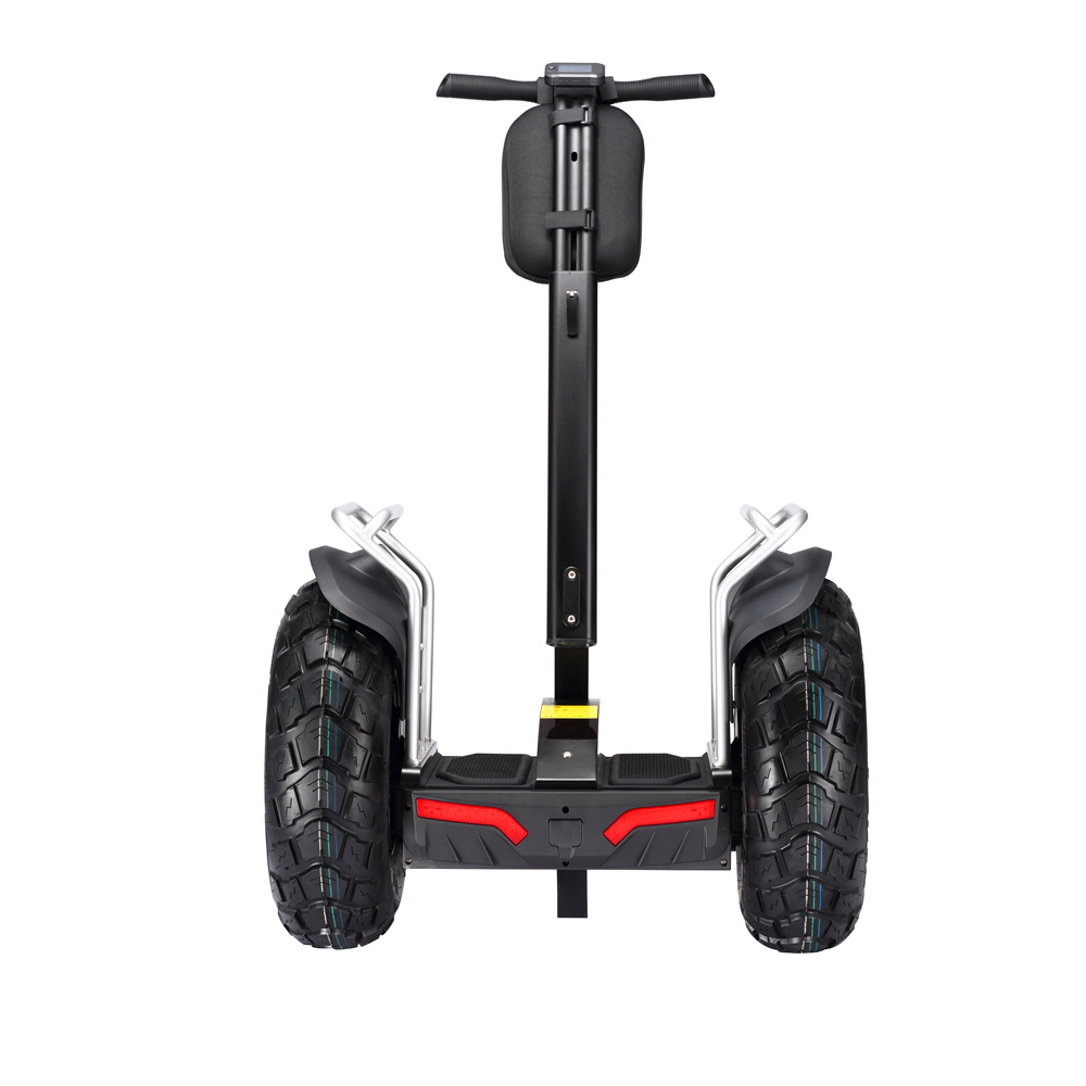 Ecorider 72V 1266wh Two Wheel Electric Chariot Scooter with Anti-Theft Equipment pictures & photos