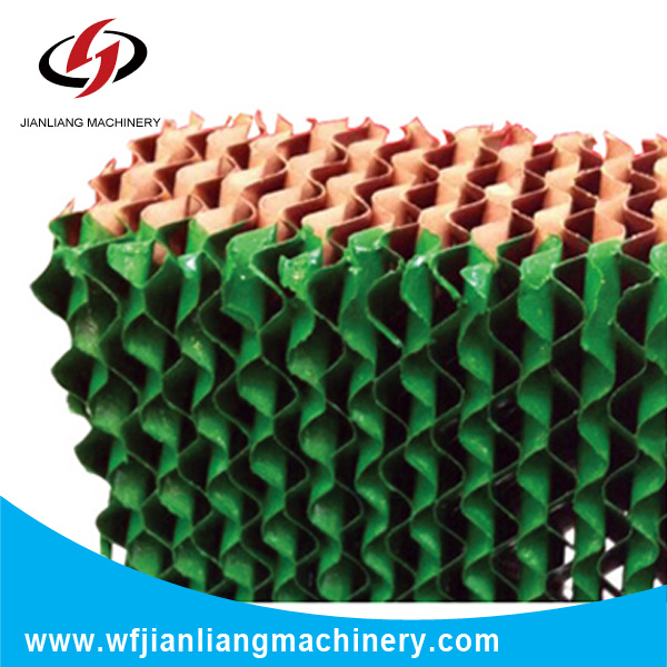 High Strength and Durability Cooling Pad for Greenhouse Use