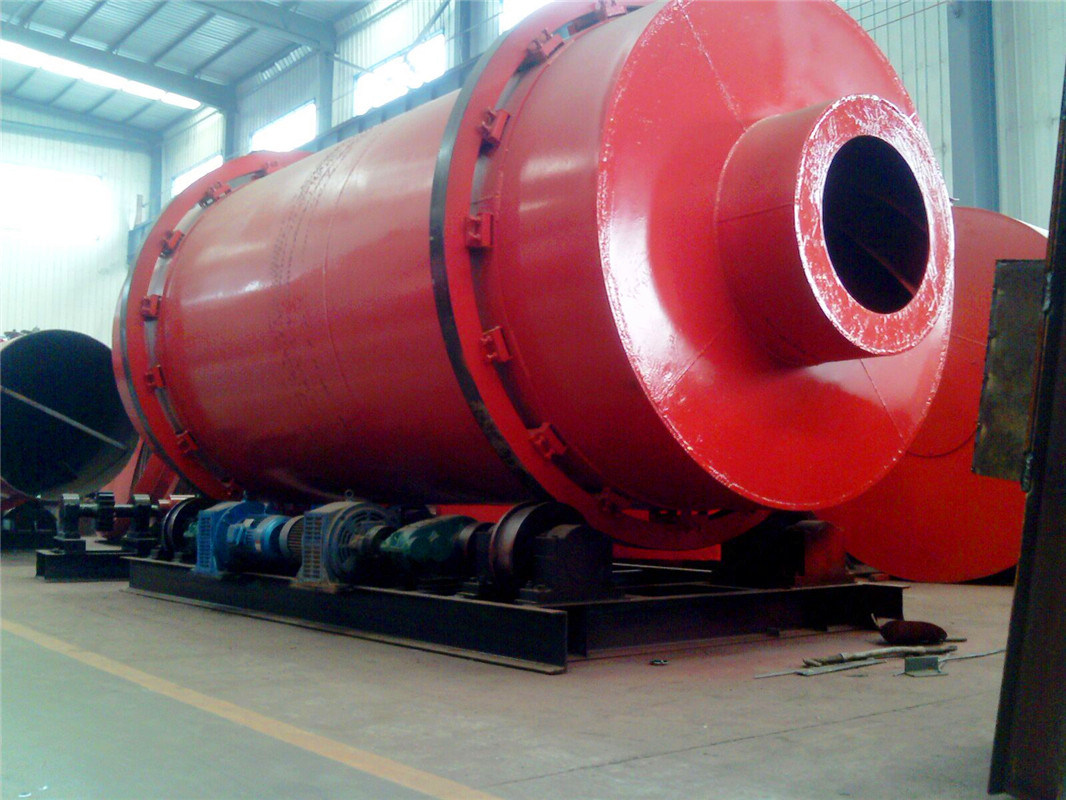 Coal Slime Drying Equipment of Rotary Drum Dryer pictures & photos