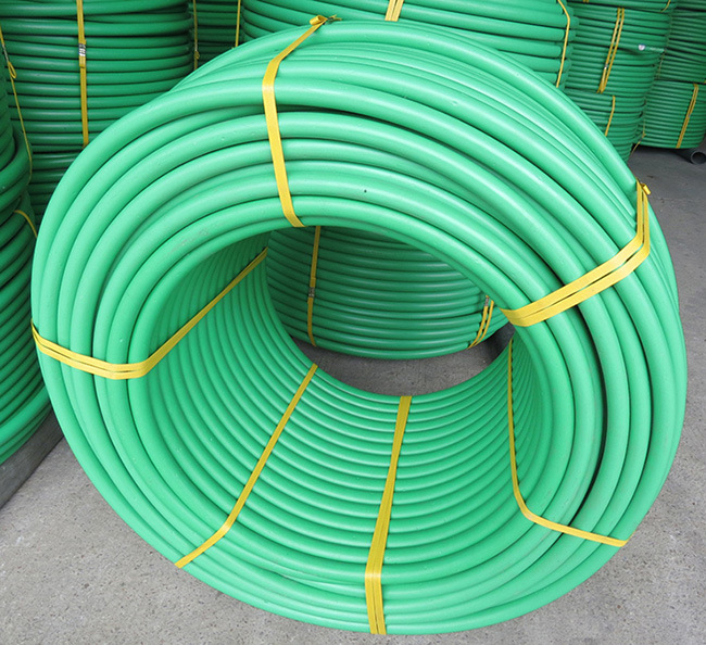 High Quality PE Communication Subduct PE Protection Pipes for Telecommunication and Power Cables pictures & photos