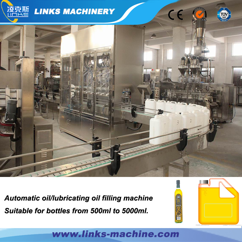 Zhangjiagang Factory Direct Sale Detergent Liquid Filling Machine pictures & photos