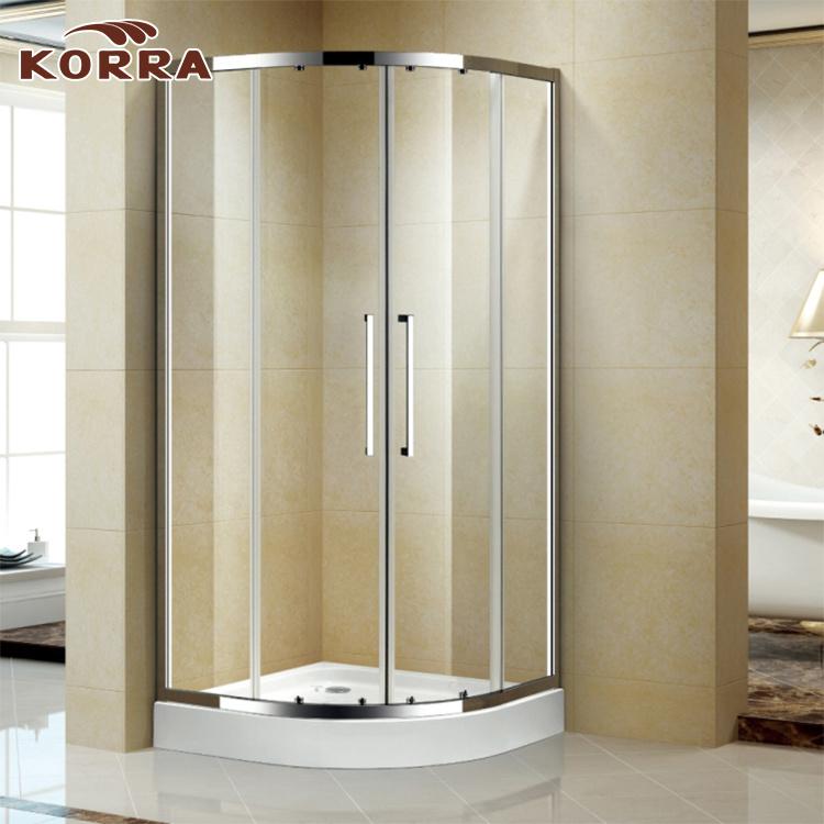 China Quadrant Aluminum Corner Shower Enclosure/ Cabin/Cubicle (K ...