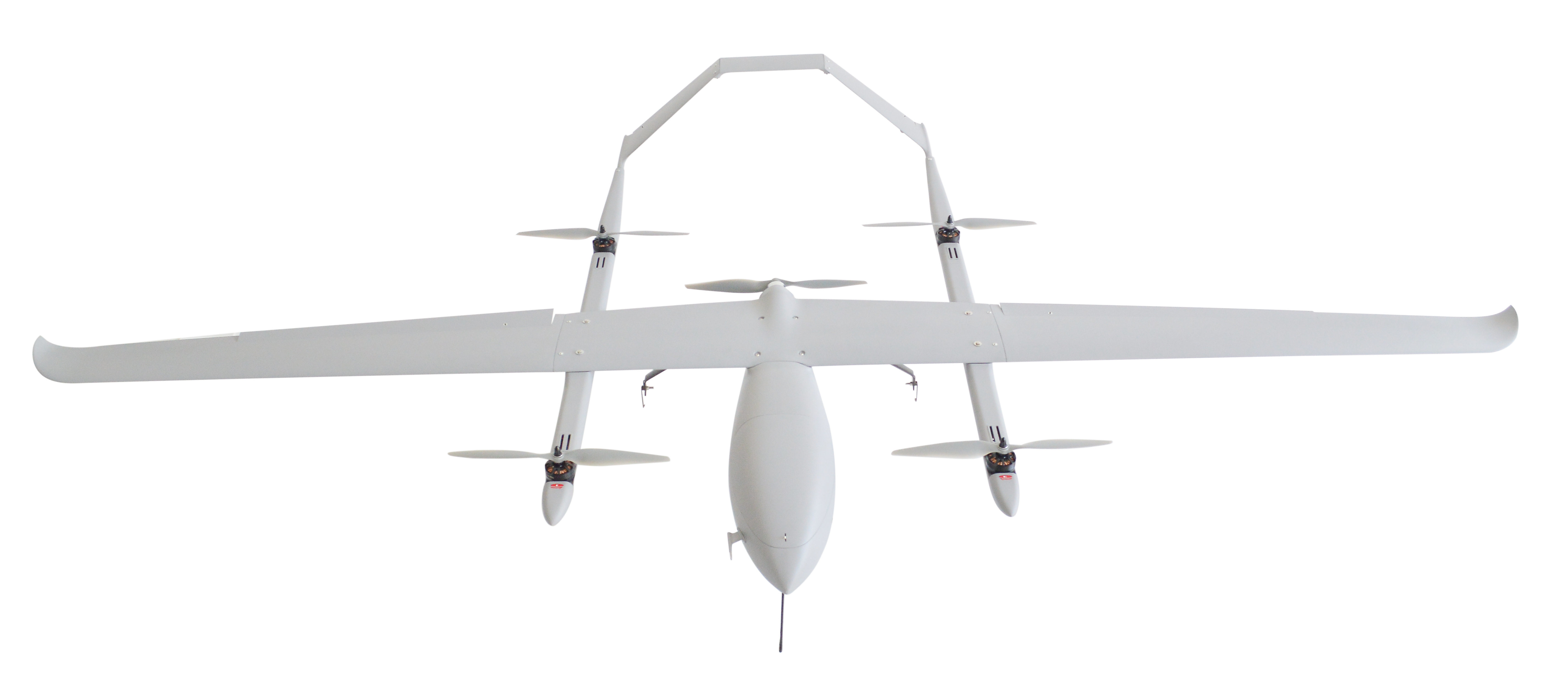 China Kwt-Gx350 Vtol Fixed-Wing Uav, Gas and Electric Hybrid and