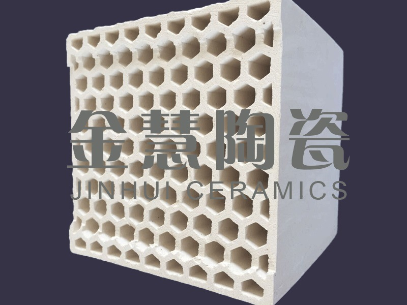 Hexagonal Channel Honeycomb Ceramic pictures & photos
