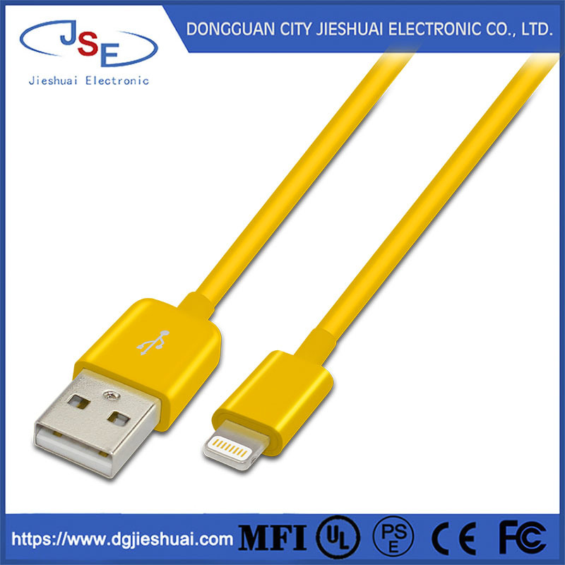 Mfi Certified Fast Charge & Data Transfer Lightning Cable for iPhone/iPad/iPod pictures & photos