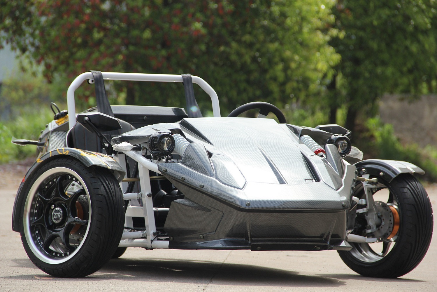 ff34707fdd7 China 200cc Reverse Trike Roadster Motorcycle for Sale - China Trike, Ztr