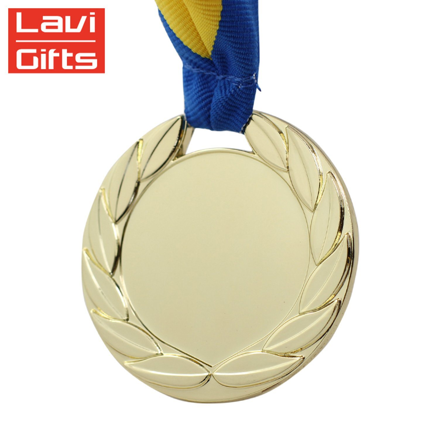 [Hot Item] Cheap Customized Logo Engraved Metal Sport Meetings Medallion  Blanks for Medal Sale