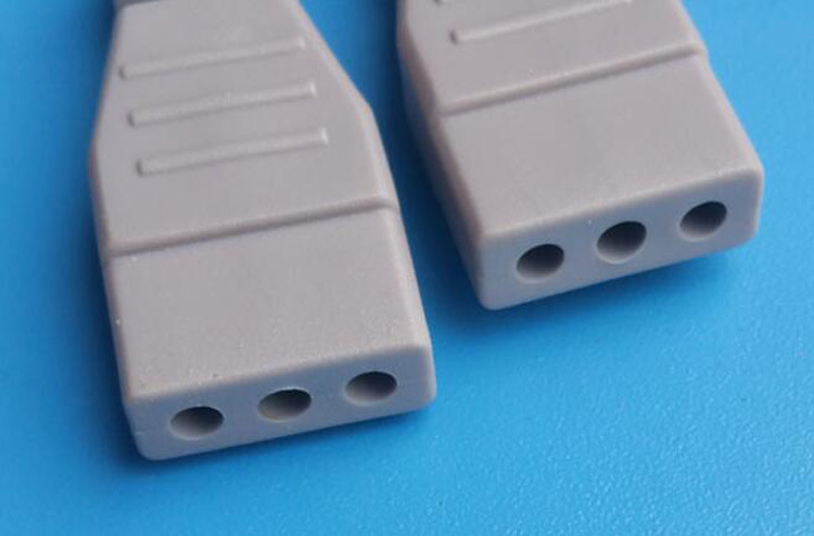 China 3p Connector to 2mm Electrode Lead Wire for Intermediate ...