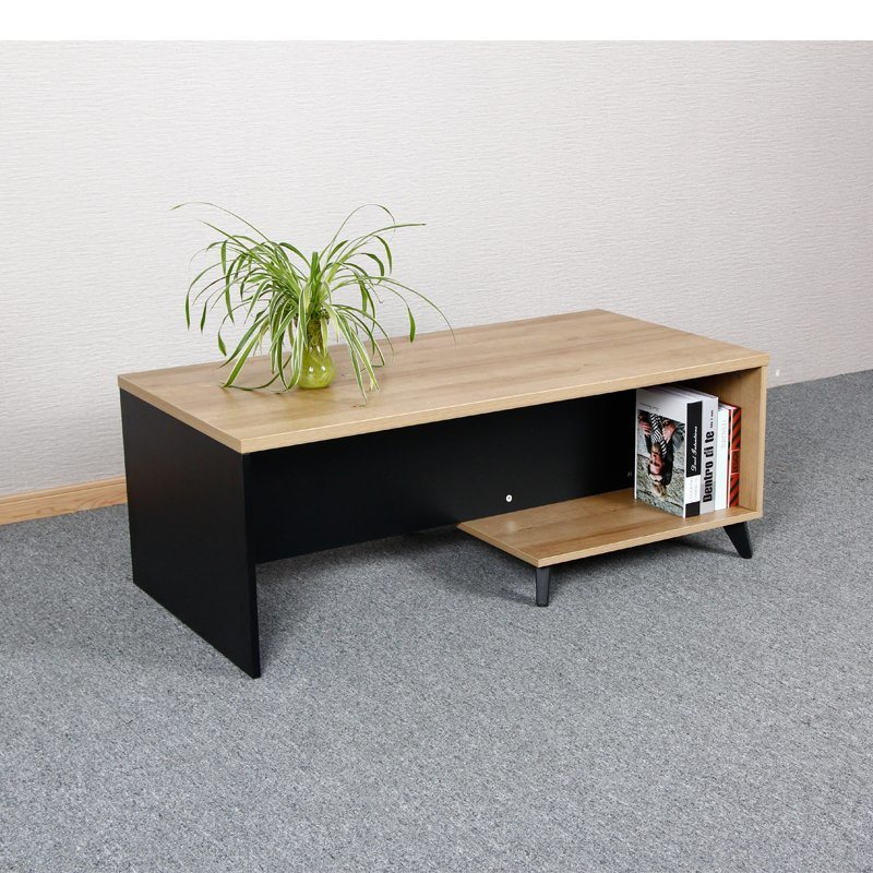 China Wholesale Office Furniture Small Coffee Table Wood Sofa Side Table China Office Bookcase Office Equipment