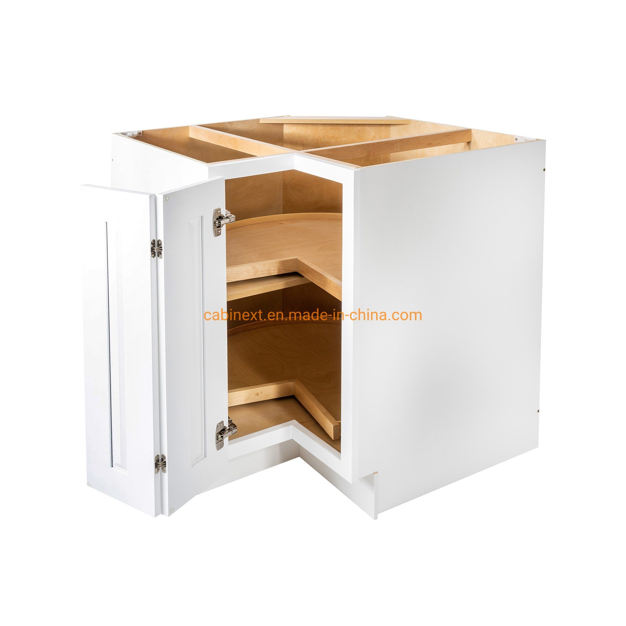 China White Floor Kitchen Cabinet Corner Sink Base Drawer For Sale China Modern Kitchen Cabinet Wooden Cabinet
