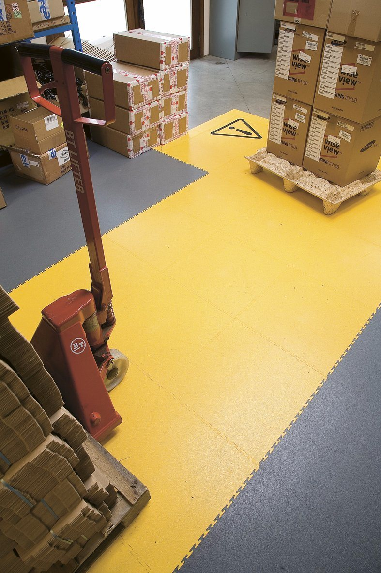 Image of: China Eco Friendly Fortelock Pvc Interlocking Floor For Garages Floor Tiles Anti Static Floor Tile Mat Basements Floor Photos Pictures Made In China Com