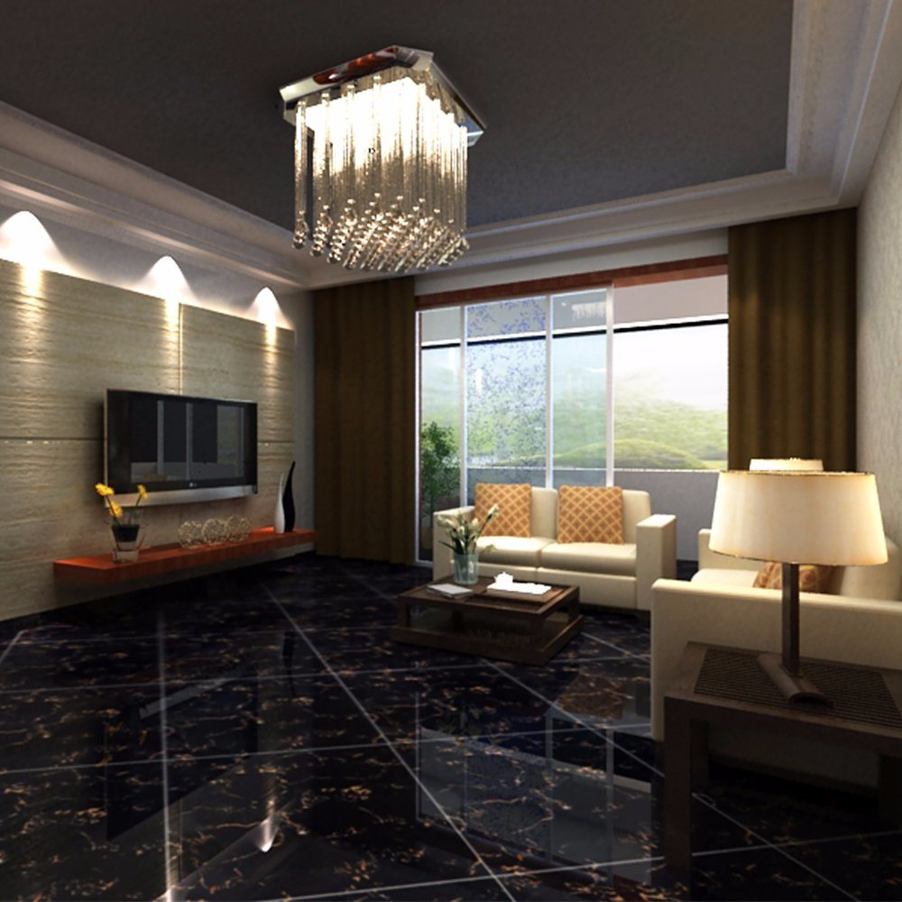 China Polished Porcelain Tiles 500x500 Polished Porcelain Tiles