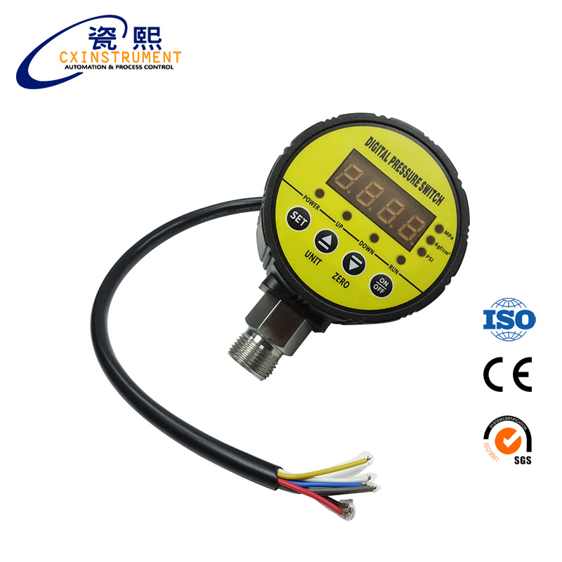 High Accuracy Digital Fuel Pressure Gauge Digital Manometer pictures & photos