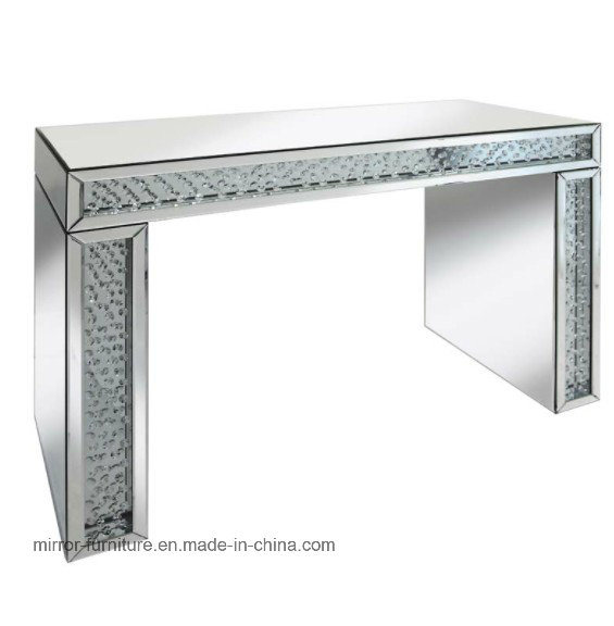 Terrific Hot Item New European High Quality Crystal Elegant Mirror Console Table Gmtry Best Dining Table And Chair Ideas Images Gmtryco