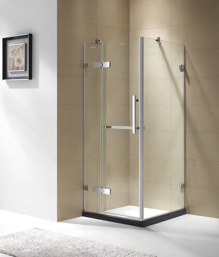 China Frameless Shower Room Shower Enclosure Shower Cubicle Hinge ...