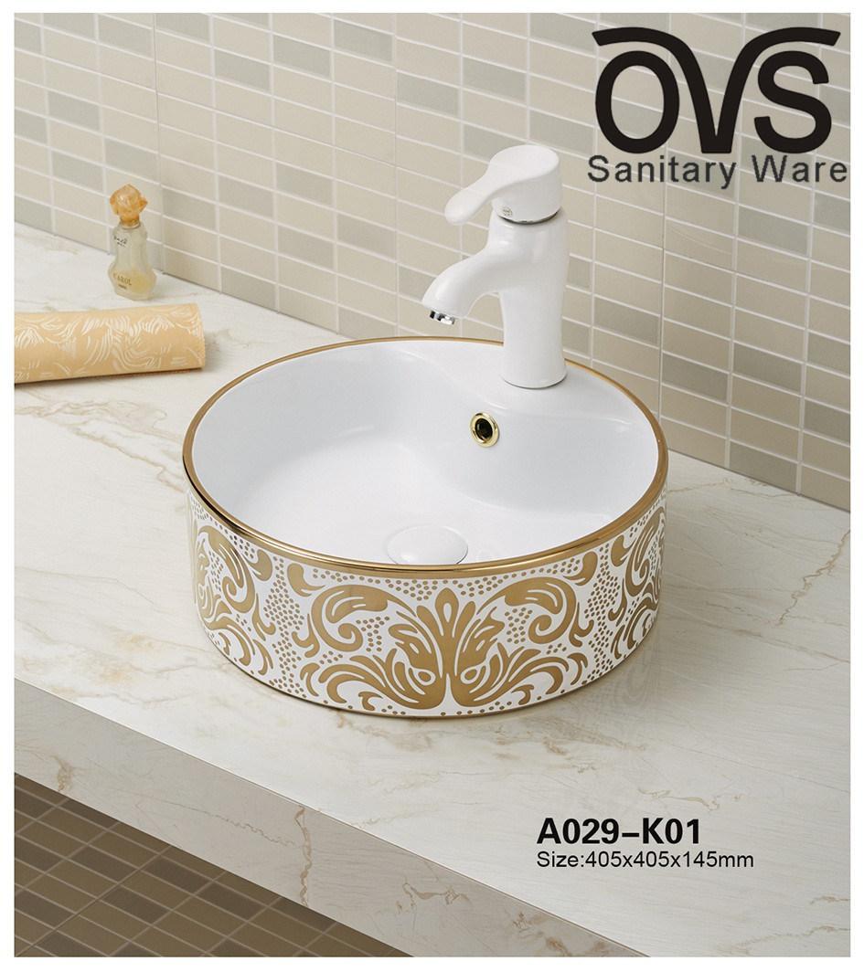 China Hot Sale Bathroom Basin Bathroom Accessories Cabinet Basin ...