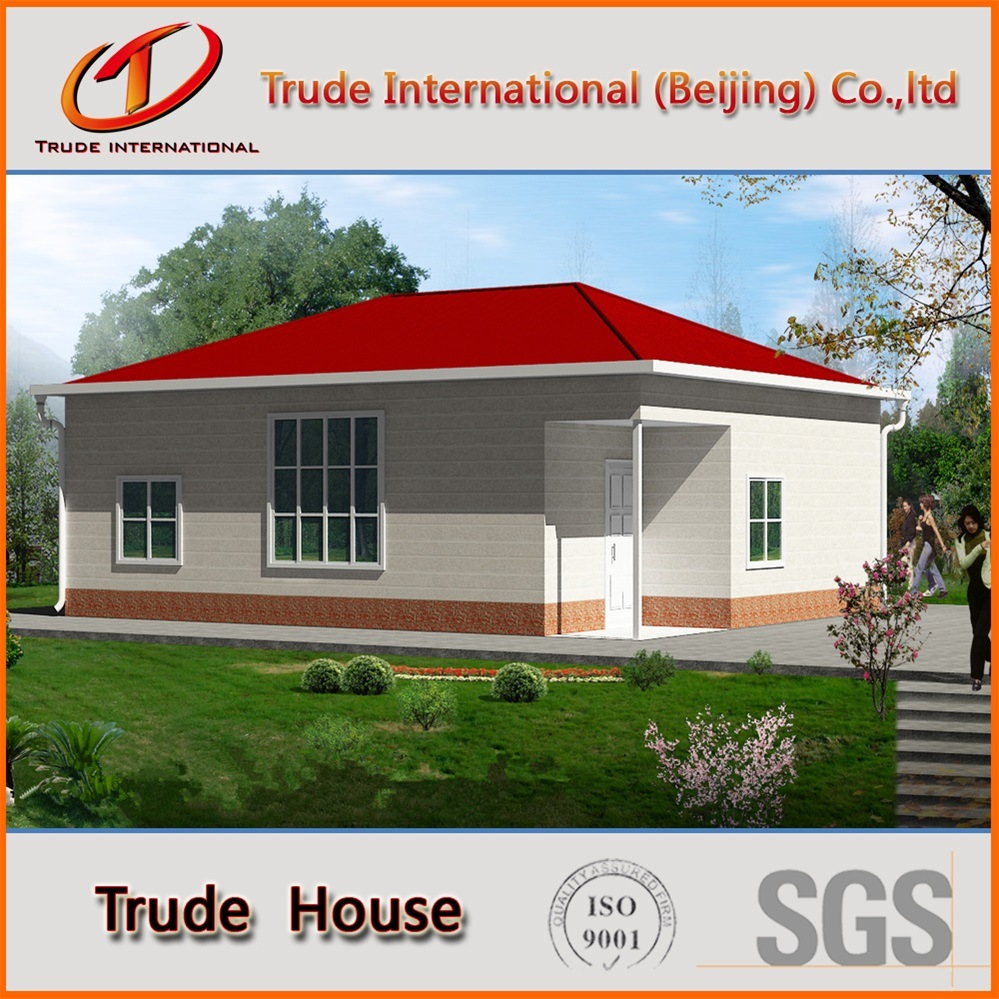 Fast Installation Modular Building/Mobile/Prefab/Prefabricated Steel Livinghouse