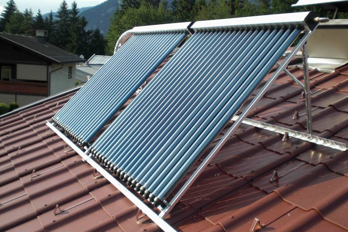 High Efficiency Heat Pipe Solar Collector with CE, Solarkey Mark Certificate