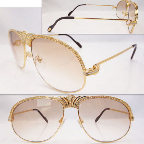 Fashion Brands Sunglasses with Stone (CT1112) Women Styles