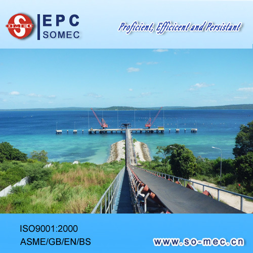 Jetty & Ship Unloader