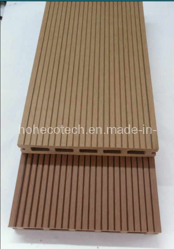 China Welcome 145x22mm Outdoor Bamboo Wood Decking Wood Plastic