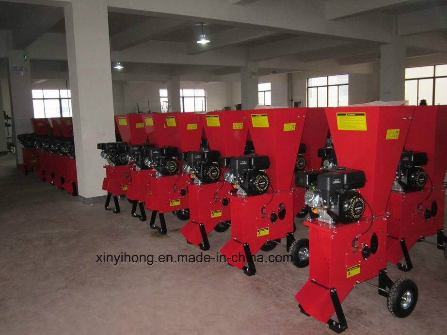 Professional Wood 13HP Wood Chipper Shredder with Ce Approval