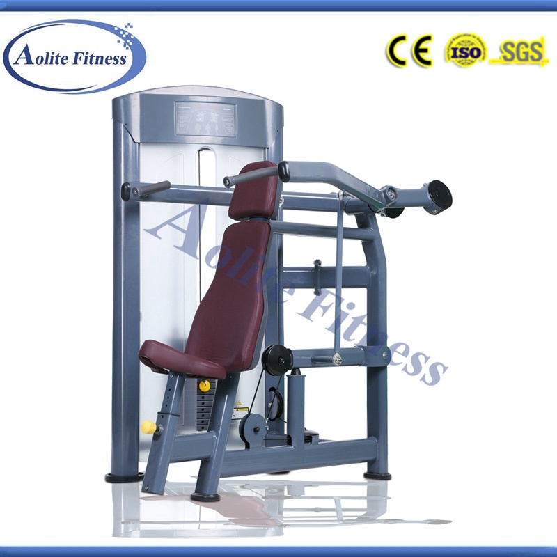 China Famous Brand Shoulder Press Body Building Machine