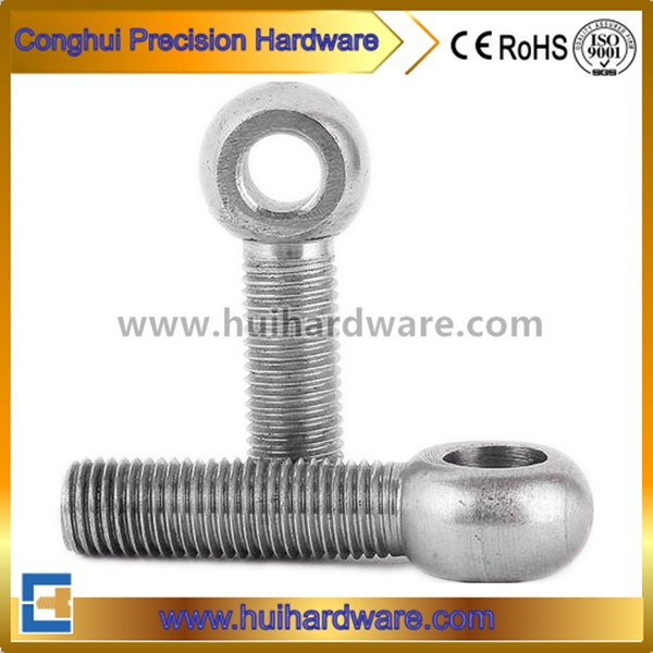 Stainless Steel DIN444 Eye Screw Swing Eye Bolt