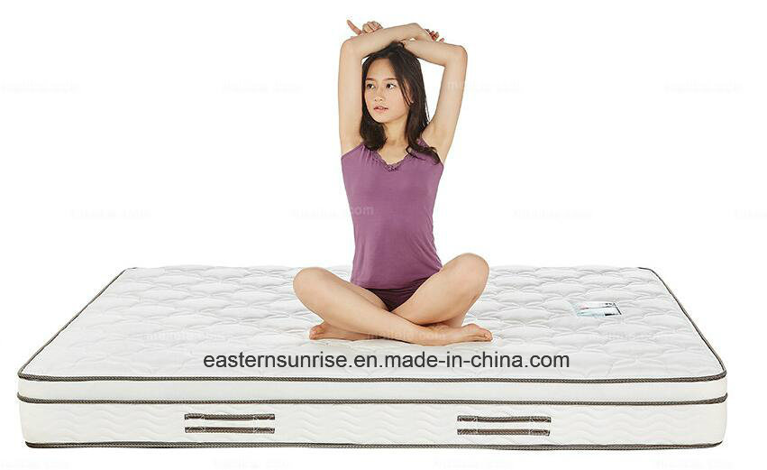 High Quality Memory Foam Pocket Spring Mattress pictures & photos