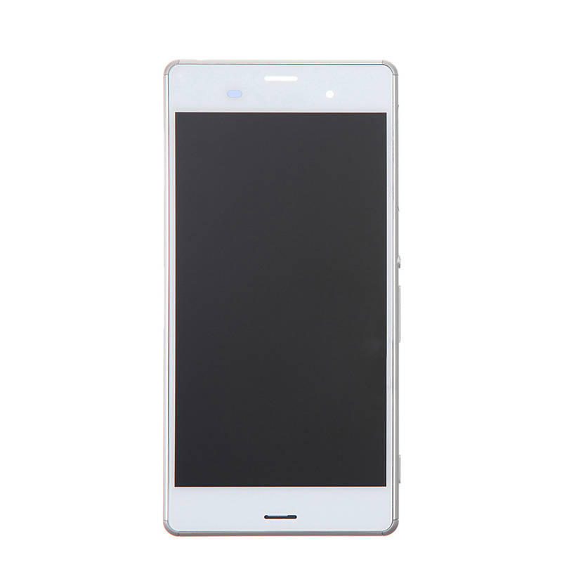 China Pantalla Tactil LCD PARA for Sony Xperia Z3 Pantalla Blanco ...