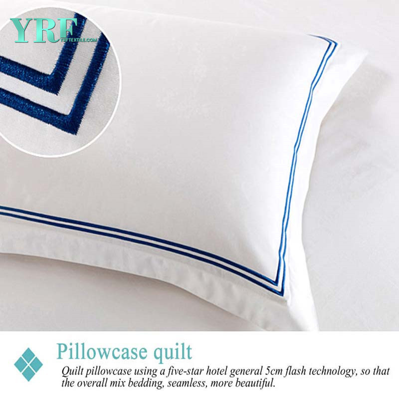 Deluxe Embroidered Silk Bedding Custom Coastal Bedding pictures & photos