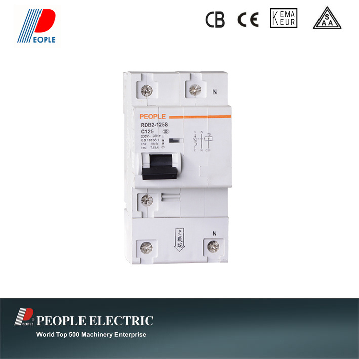 China MCB Remote Control for Meter with Shunt Release Rdb2-125s ...