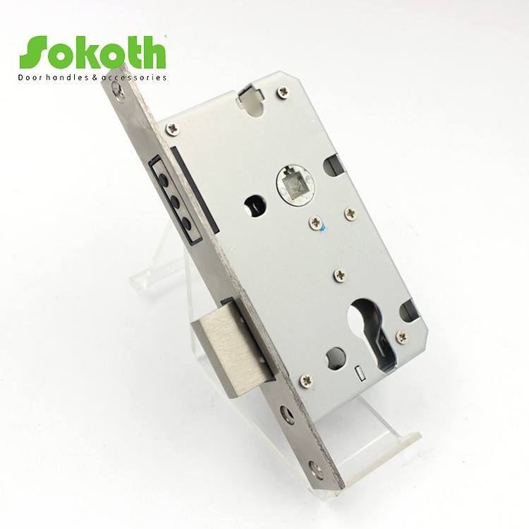 China 5845 Mortise Lock Body For Wooden Interior Door China