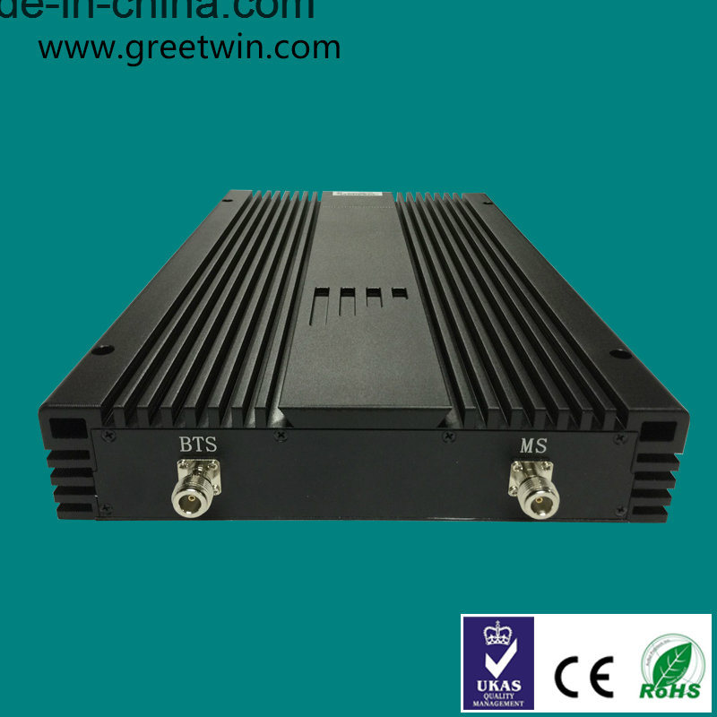 China 15dBm Mobile Signal Repeater Triple Band Amplifier GSM