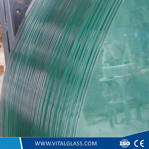 China Clear Toughened Laminated /Building Glass/Colored Tinted ...