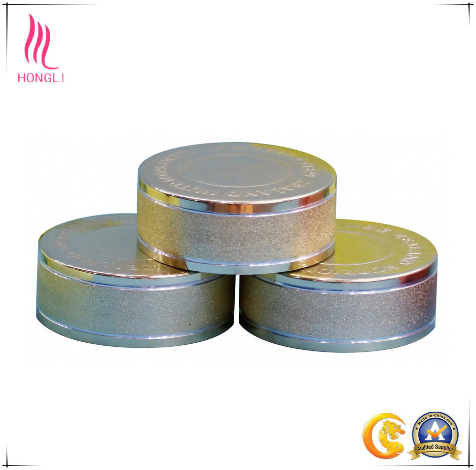 Custom Cosmetic Aluminum Cream Jar Metal Cap for Sale