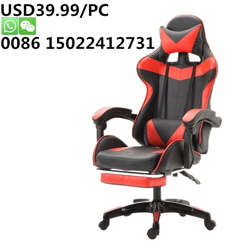 [Hot Item] Wholesales Manufacturer Workwell Lift Gaming Racing Chair  Factory Coolest Design PU Leather Office Computer Game