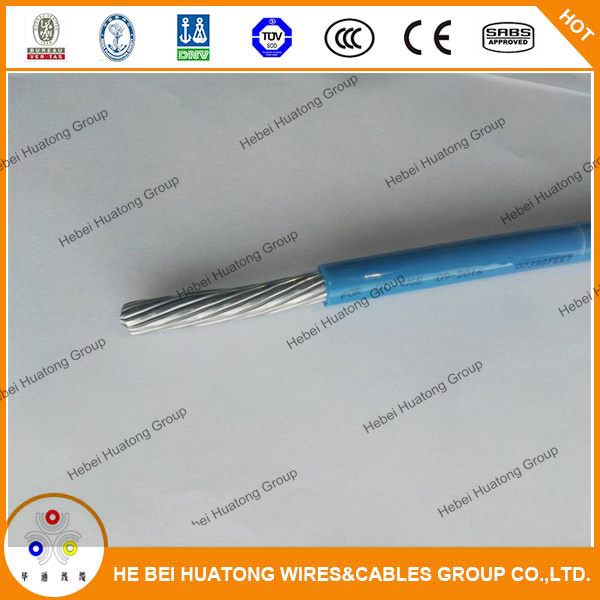 China Solid & Stranded Conductor Nylon Coated Thhn Thwn Electrical ...