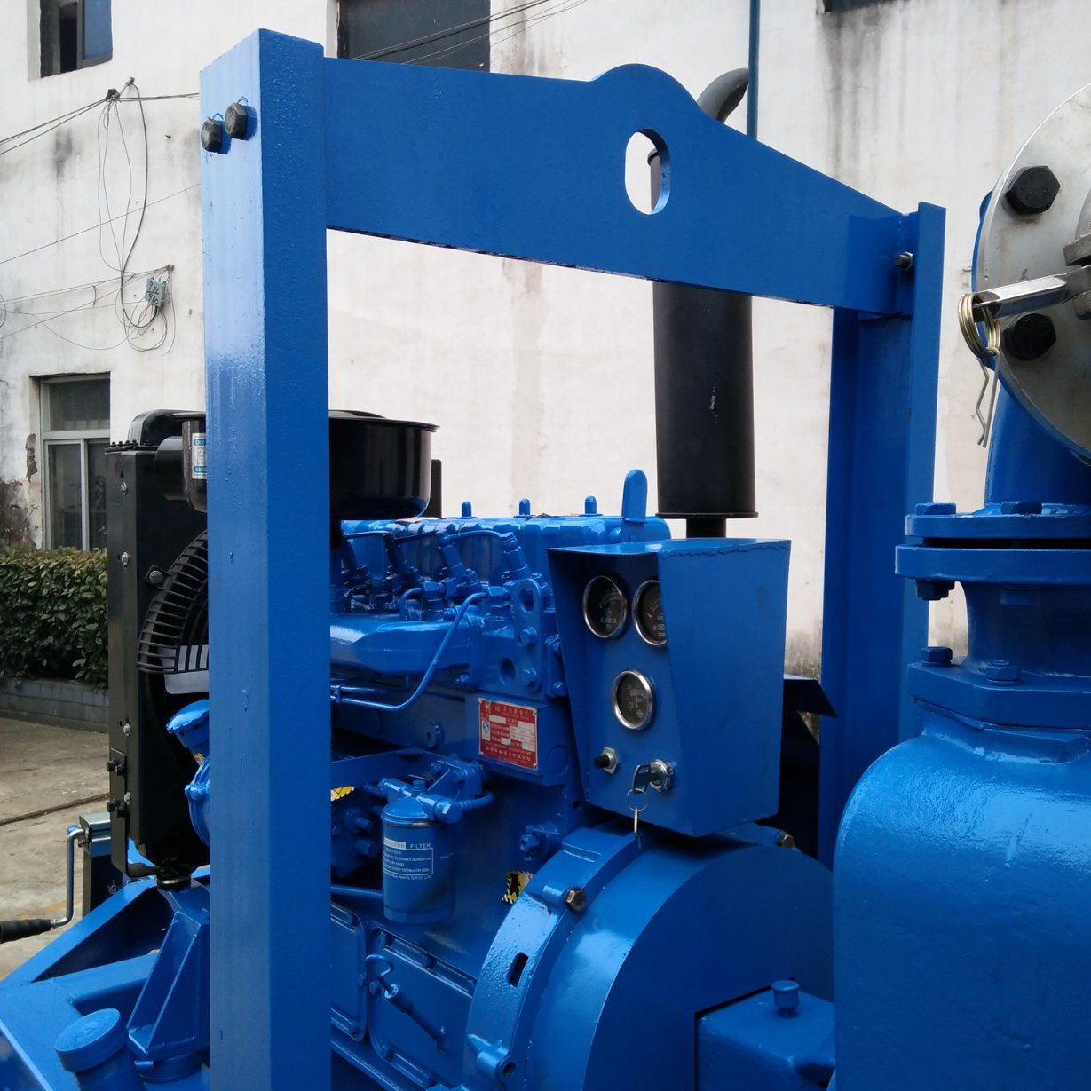 Commercial or Industrial Sewage Pump for Urban Water Supply pictures & photos