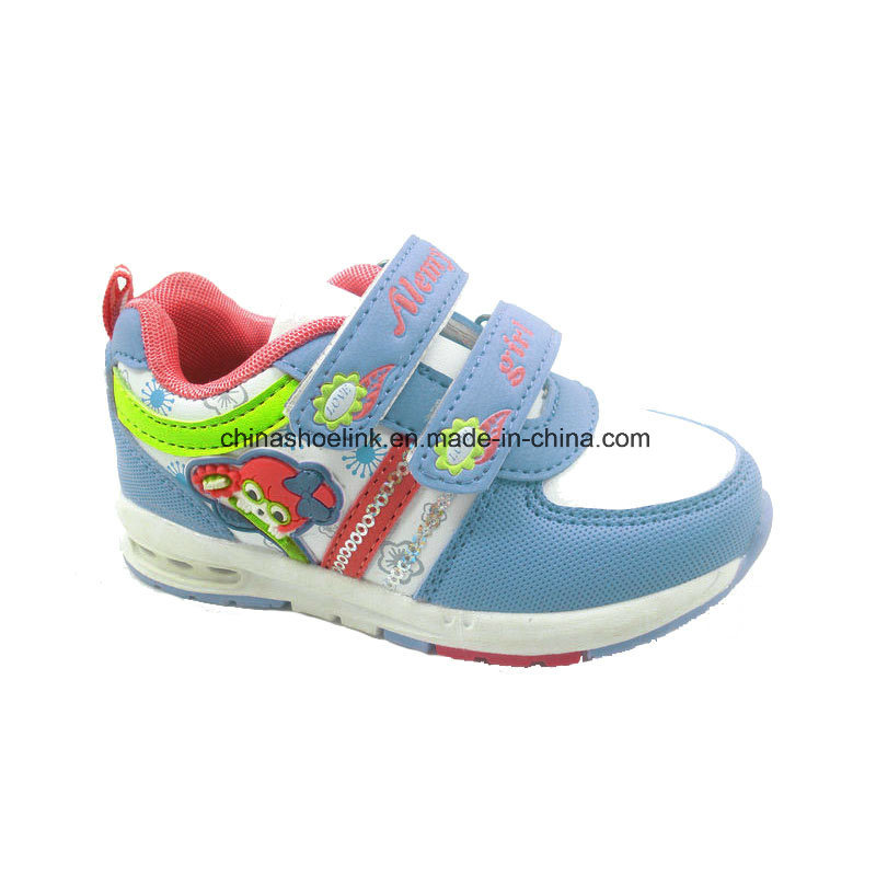 Fashion Children′s Outdoor Sports Casual School Shoes pictures & photos