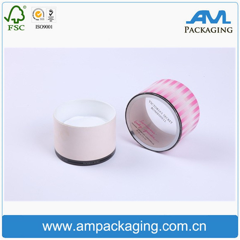 Small Product Packaging Cylindrical Round Cardboard Socks Custom Box pictures & photos