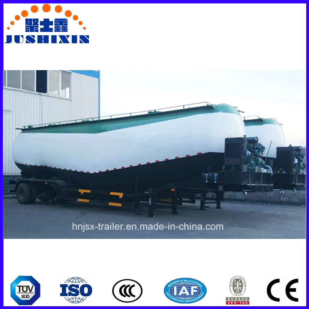 Powder /Bulk Cement Tanker Semi Trailer Truck Trailer pictures & photos