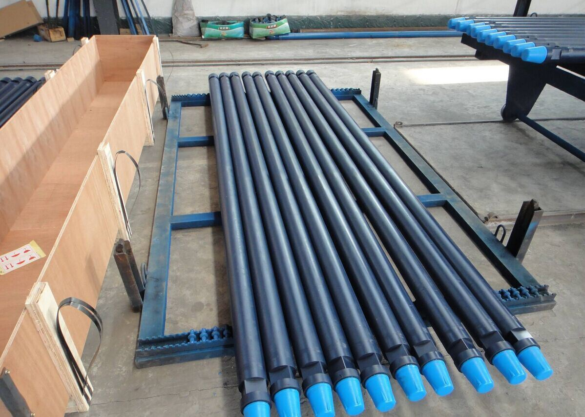 Friction Welded DTH Drill Rod Pipe Drill Tube for DTH Drilling pictures & photos